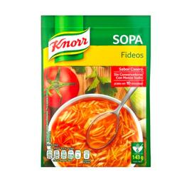 Knorr Pasta Sopa Instantánea de Fideo