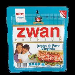 Zwan Jamón de Pavo Virginia Premium