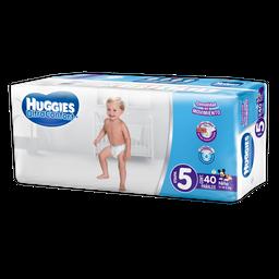 Pañal Huggies Ultra Etapa 5 Niño S