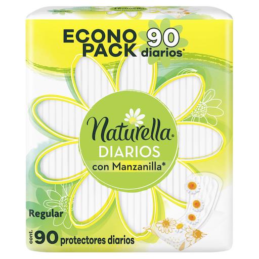 Naturelle Pantiprotector Con Aroma 90S