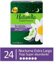 Naturella Nocturna Toalla Femenina 96 Toallas