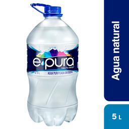 Agua E Pura Agua Natural