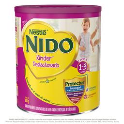 Nido Producto Lácteo Kinder Deslactosado en Polvo