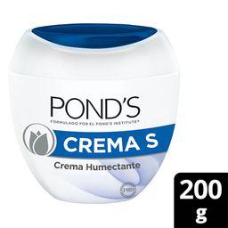 Ponds Crema S Crema Humectante