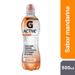 Gatorade Hidratante  Active Water Mandarina