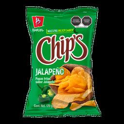 Chips Papas Fritas Jalapeño