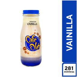 Café Olé Vainilla 281 ml