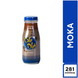 Café Olé Moka 281 ml
