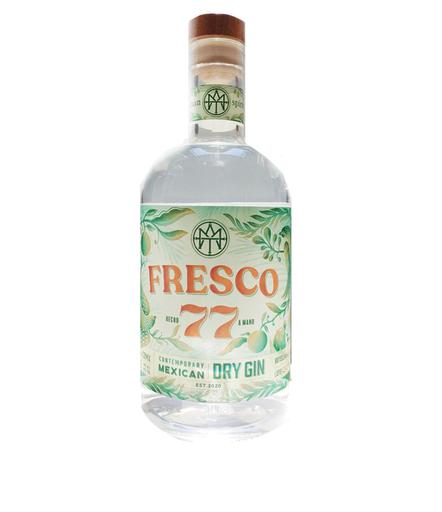 Ginebra Fresco Atman Spirits Dry Gin Botella 750 mL