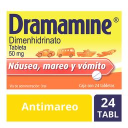 Antimareo Dramamine