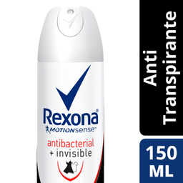 Rexona Desodorante Antibacterial e Invisible 10x