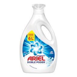 Ariel Detergente  Líquido Concentrado Doble Poder Botella