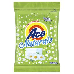 Ace  Detergente En Polvo Naturals