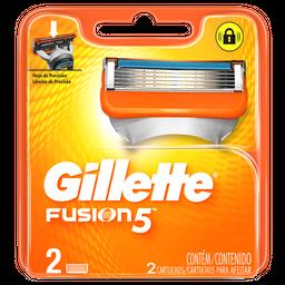 Gillette Fusion 5 Cartucho