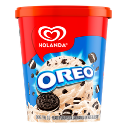Helados Holanda Oreo