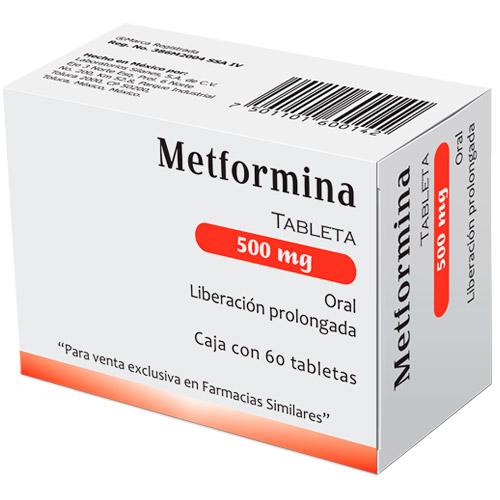 Comprar Metformina 500 Mg