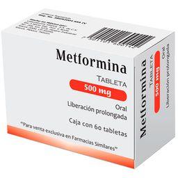 Metformina 500 Mg