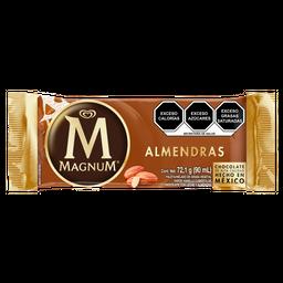 Magnum Paleta Helada Almendras