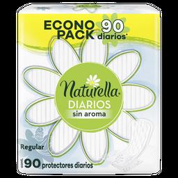 Naturelle Pantiprotector Sin Aroma 90S