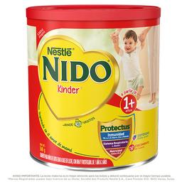 Nido Kinder Producto Lácteo Kinder en Polvo 1 a 3 Años
