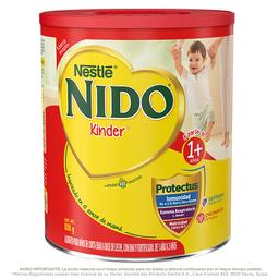 Nido Kinder Producto Lácteo en Polvo 1 a 3 Años