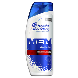 Head & Shoulders Shampoo Old spice