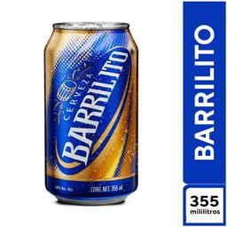 Barrilito 355 ml