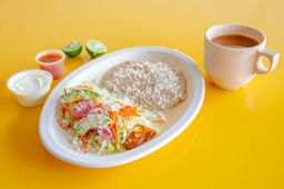 Enchilada de Frijol