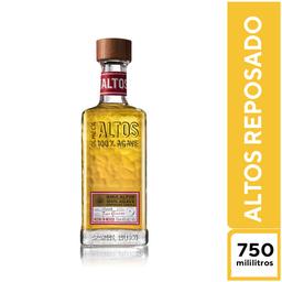Altos Reposado 750 ml