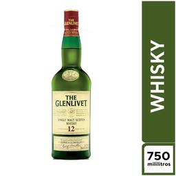 The Glenlivet 12 750 ml