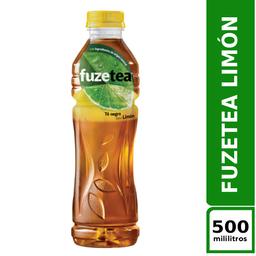 Fuze Tea Negro Limón 500 ml