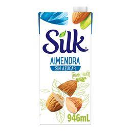 Silk Leche de Almendra Sin Azúcar Monk Fruit