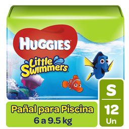 Huggies Little Swimmers Calzon Desechable Swim Pants