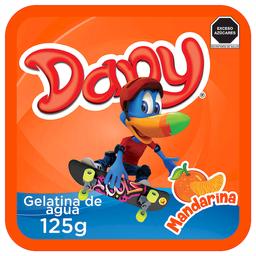 Gelatina Dany Mandarina 125G