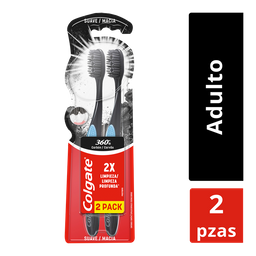 Speed Stick Colgate Cepillo Dentaldental 360 Grados Black