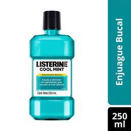 Listerine Enjuague Bucal Cool Mint