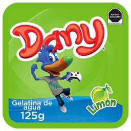 Gelatina Dany Limón 125G