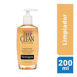 Neutrogena Limpiador FacialDeep Clean Piel Mixta