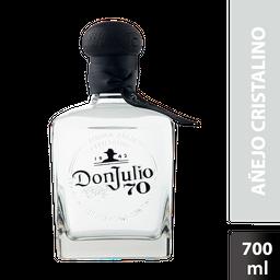 Don Julio Tequila 70 Cristalino