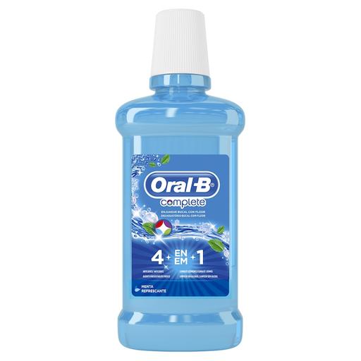 Oral-B Enjuague Ucal Complete Menta Refrescante