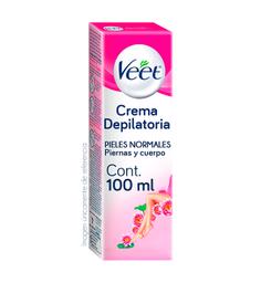 Veet Crema Depilatoria Corporal Piel Normal