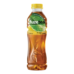 Fuze Tea Té Negro Sabor Limón