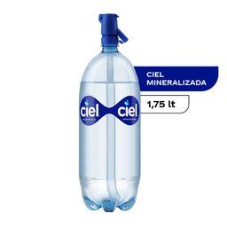 Agua Ciel Agua Mineralizada Ciel 1.75 L