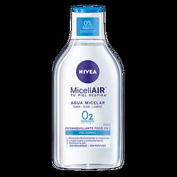Nivea Agua Micelar O2 Reoxigena