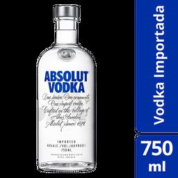 Absolut Blue Vodka Blanco
