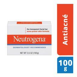 Neutrogena Jabón Facial en Barra Antiacné
