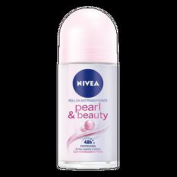 Nivea Antitranspirante Pearl & Beauty Roll on
