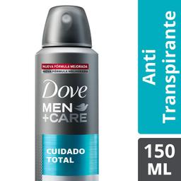 Dove Men Antitranspirante + Care Clean Comfort Aerosol