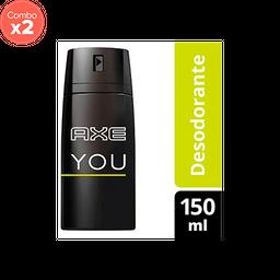 Axe Desodorante Body En Spray
