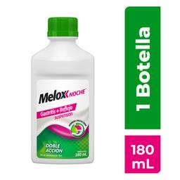 Melox Noche 180 mL Suspensión Carbonato de magnesio 3.5 g